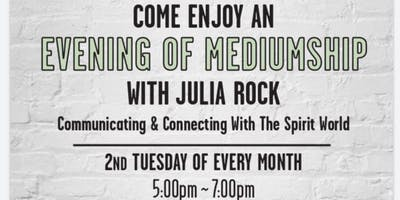 Evening of Mediumship with Psychic Julia Rock