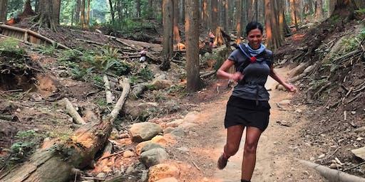 Women only Beginner Trail Clinic 2