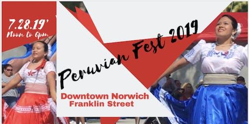 Peruvian Fest 2019