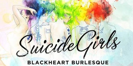 SuicideGirls: Blackheart Burlesque tickets