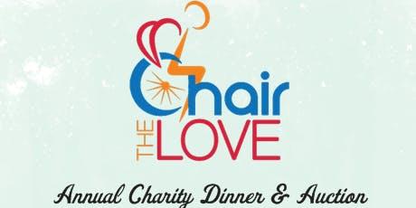 2019 Chair The Love Dinner & Auction