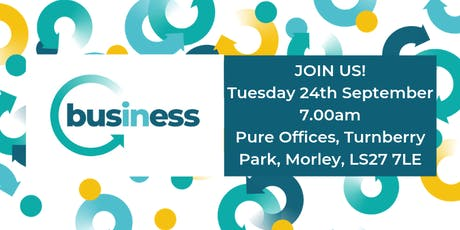 In Business Networking Meeting at Pure Offices tickets