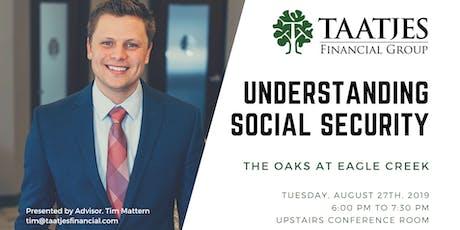 Understanding Social Security tickets