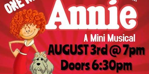 Annie- A Mini Musical