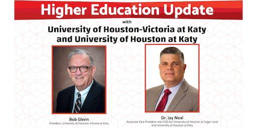 Katy Chamber Luncheon: Higher Education Update