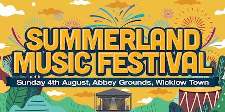 Summerland Music Festival tickets