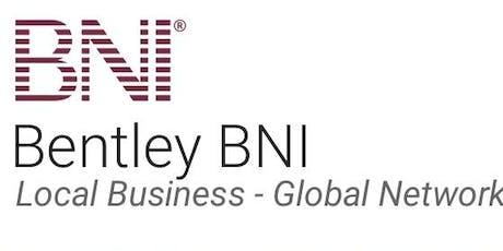 BNI Bentley Open Networking  tickets