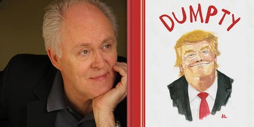 COPPERFIELD'S BOOKS & LITERARY CAFE PRESENT: JOHN LITHGOW IN CONVERSATION WITH MICHAEL KRASNY