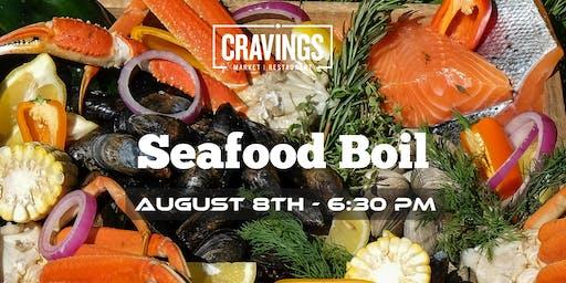 Cravings Seafood Boil 2019