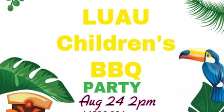 1st Annual childrens BBQ &Back to school Drive  tickets