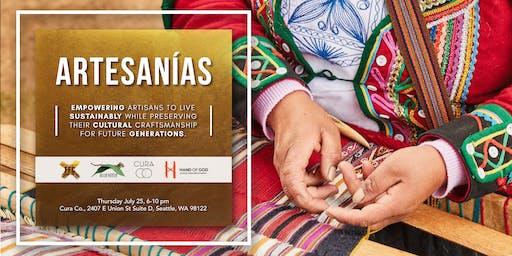 FFC x Cura Co : Celebrating Sustainable Fashion & Artisan Craft