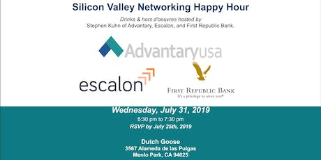 Advantary Silicon Valley Networking Happy Hour tickets