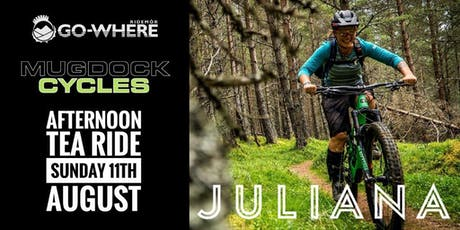 Afternoon Tea Ride Out at Mugdock supported by Juliana tickets