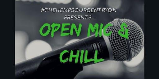 Open Mic & Chill