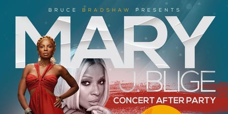 Mary J. Blige Concert Afterparty tickets