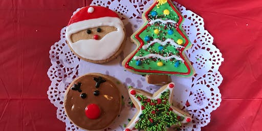 Christmas in July Cookie Decorating Fun!!!