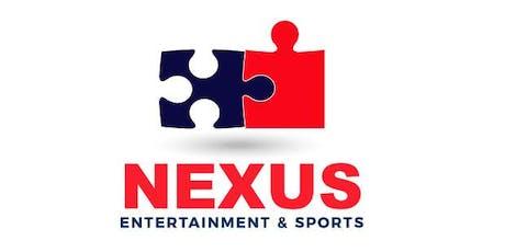 Nexus Entertainment & Sports: Next Up Showcase 1 Year Anniversary tickets