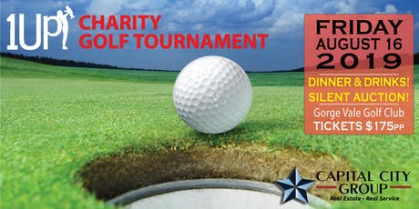1Up Charity Golf Tournament & Banquet tickets