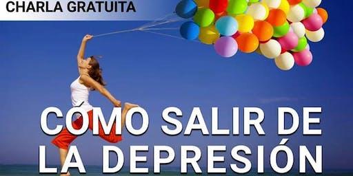 Cómo Salir De La Depresión Y No Morir En El Intento