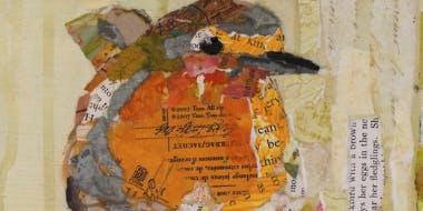 Mixed-media Bird Collage Workshop