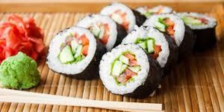 Sushi 101 $85 tickets