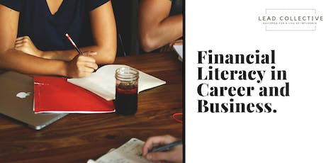 Financial Literacy in Career and Business tickets