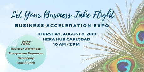 Business Acceleration Expo & Open House at Hera Hub Carlsbad tickets