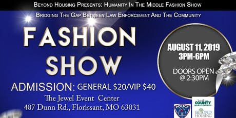 Fashion Show - Fundraiser for Humanity in the Middle tickets