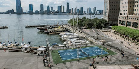 Brookfield Place Tennis: Adult Skills Clinic with Super Duper Tennis Aug 20-23 and 26-29 tickets