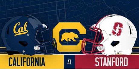 Cal at Stanford Big Game Tailgate tickets