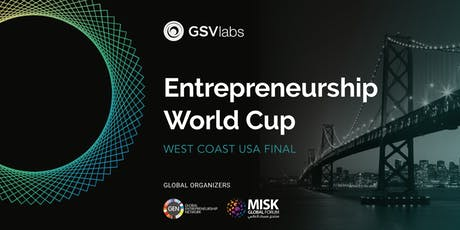 Entrepreneurship World Cup West Coast USA Final tickets