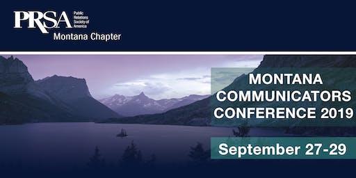 Montana Communicators Conference 2019