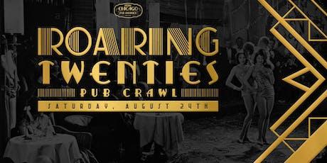 Roaring 20s Pub Crawl tickets