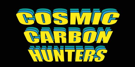 Cosmic Carbon Hunters shop launch tickets