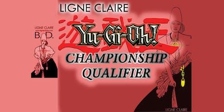 Yu-Gi-Oh! - Tournoi Ligne Claire Challenge billets