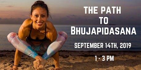 The Path To Bhujapidasana tickets