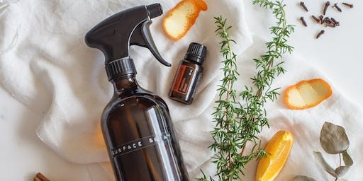 Low Tox Living with Essential Oils