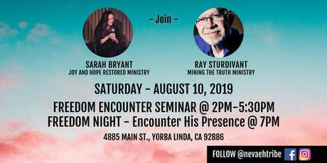 Freedom Encounter Seminar tickets