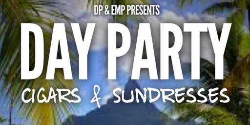 Cigars & Sundresses  Day Party