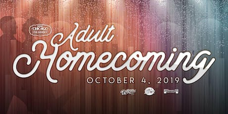 Adult Homecoming 2019 tickets