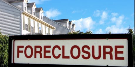 Real Estate investing with Foreclosures Intensive tickets