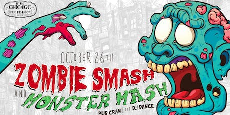 Zombie Smash and Monster Mash tickets
