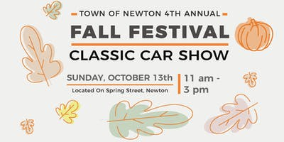 Fall Festival and Classic Car Show