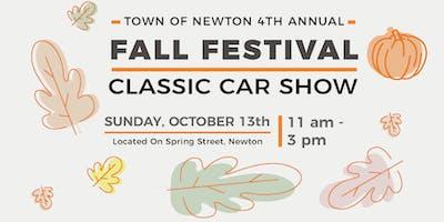 Fall Festival and Classic Car Show