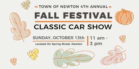 Fall Festival and Classic Car Show tickets