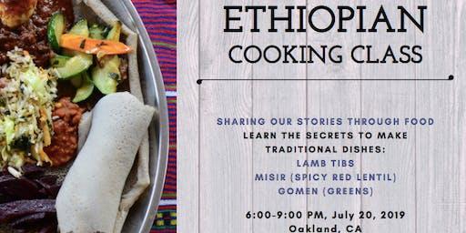 Ethiopian Cooking Class