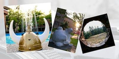Pints & Pics Photo Walk - WWU Outdoor Sculpture Park