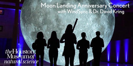 Moon Landing Anniversary Concert with WindSync & Dr. David Kring tickets