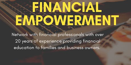 Financial Empowerment Series  tickets