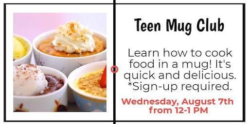 Teen Mug Club